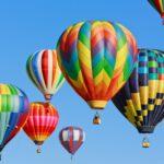 balonové létání