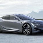 novy model s Tesla